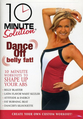 10 Minute Solution: Dance Off Belly Fat