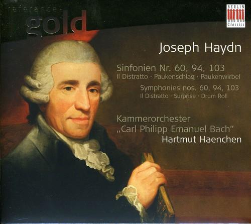 Symphonies 60 94 & 103