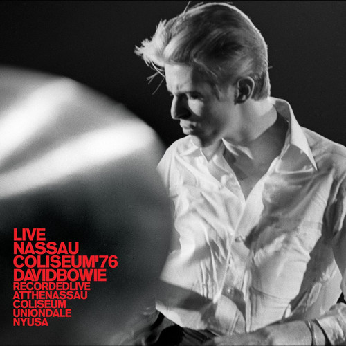David Bowie - Live Nassau Coliseum '76 [2LP]
