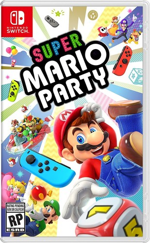 Swi Super Mario Party - Super Mario Party for Nintendo Switch