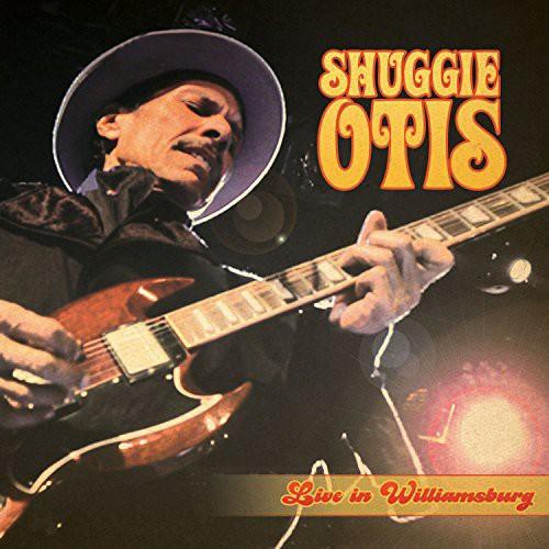 Shuggie Otis-Live in Williamsburg