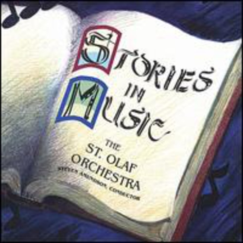 St Olaf Choir - Stories in Music