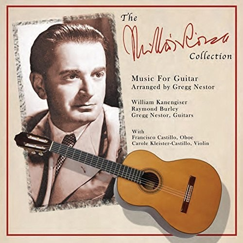 The Miklos Rozsa Collection: Music For Guitar (Original Soundtrack)