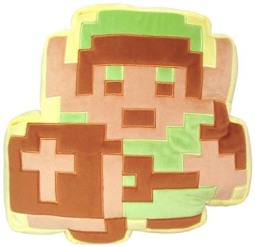 - Little Buddy The Legend of Zelda Link Cushion A