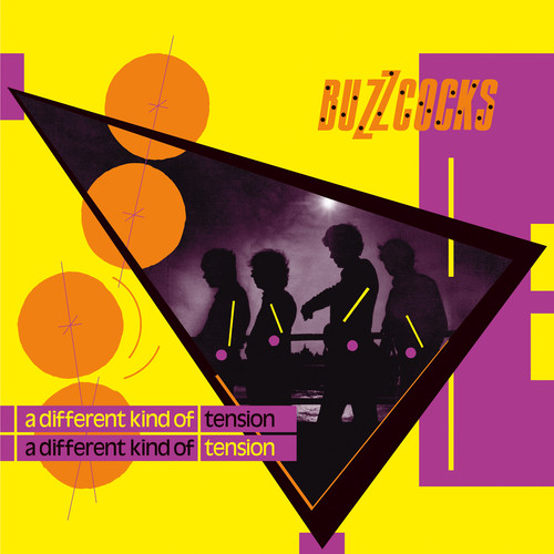 Buzzcocks - Different Kind Of Tension