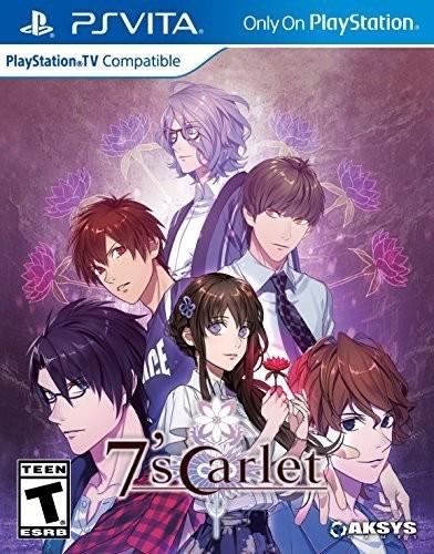 7'scarlet for PlayStation Vita