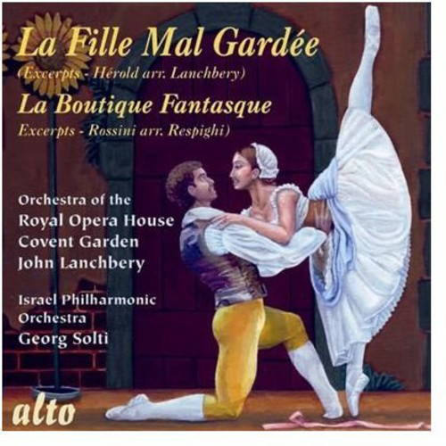Rossini La Fille Mal Gardee Boutique