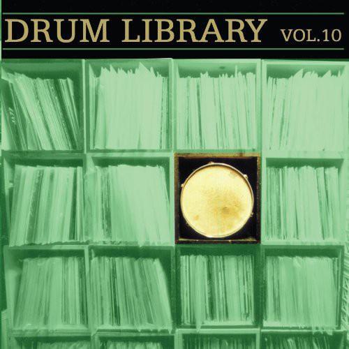 Drum Library, Vol. 10