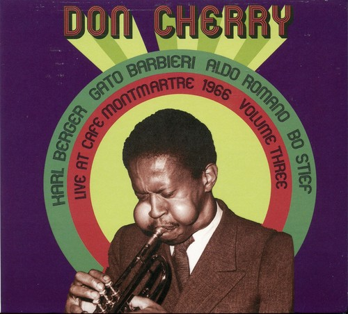 Don Cherry - Live At Cafe Montmartre 1966, Vol. 3