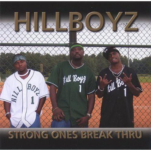 Strong Ones Break Thru