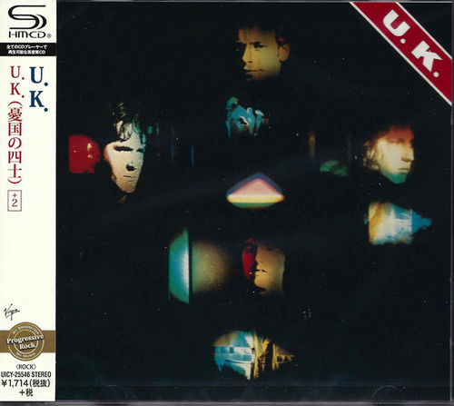 Uk - U.K. (Bonus Track) (Shm) (Jpn)