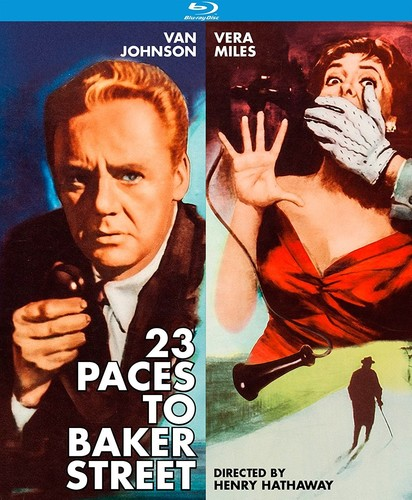 - 23 Paces to Baker Street