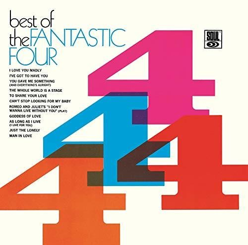 Fantastic Four - Best Of The Fantastic Four (Ltd) (Jpn)