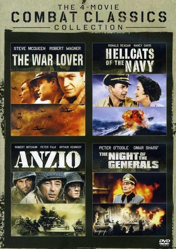 The 4-Movie Combat Classics Collection