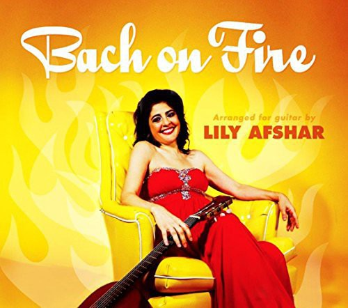 Bach on Fire