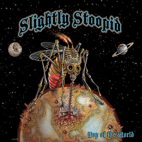 Slightly Stoopid - Top Of The World