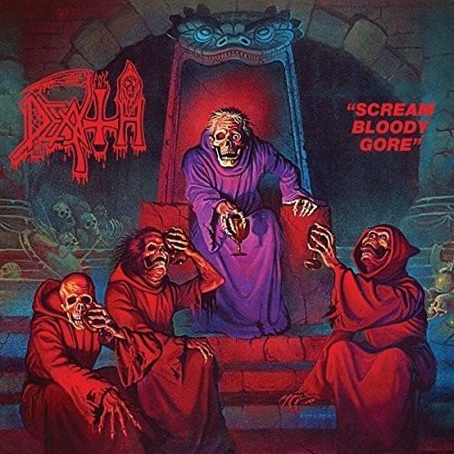 Death - Scream Bloody Gore: Reissue [2CD]