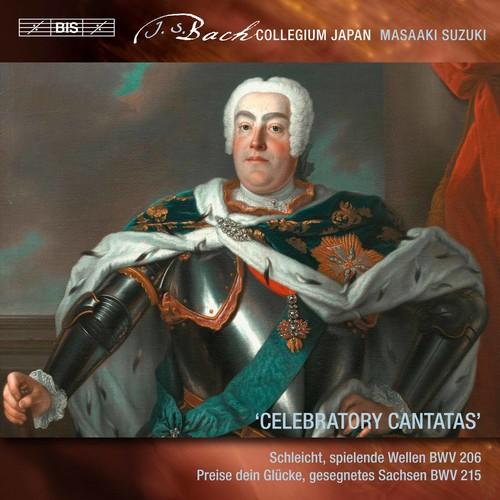 Bach: Secular Cantatas 8 Celebratory Cantatas