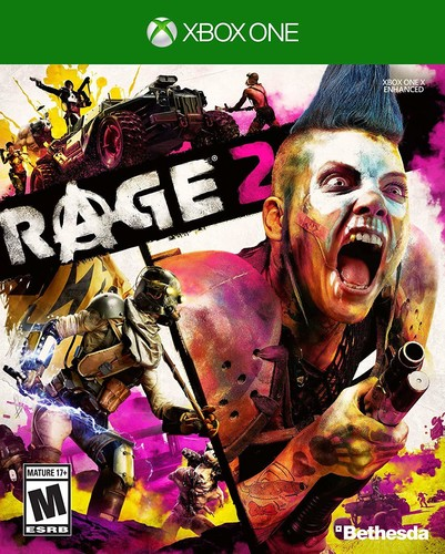 Xb1 Rage 2 - Rage 2 for Xbox One