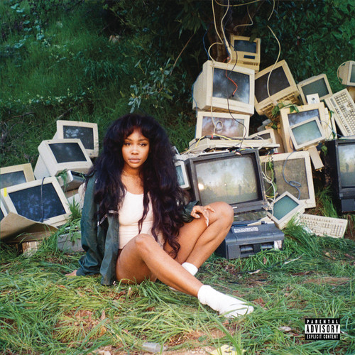 SZA - Ctrl [Colored Vinyl] (Gate) (Grn) (Ofv) (Dli)