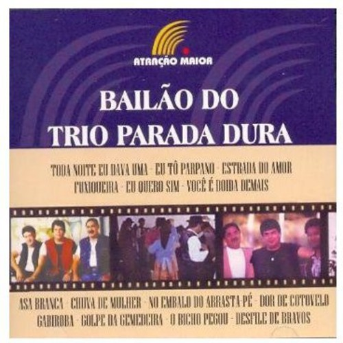 Bailao Do Trio Parada Dura /  Various [Import]