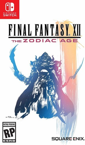 Swi Final Fantasy XII: The Zodiac Age - Final Fantasy XII: The Zodiac Age 2 for Nintendo Switch
