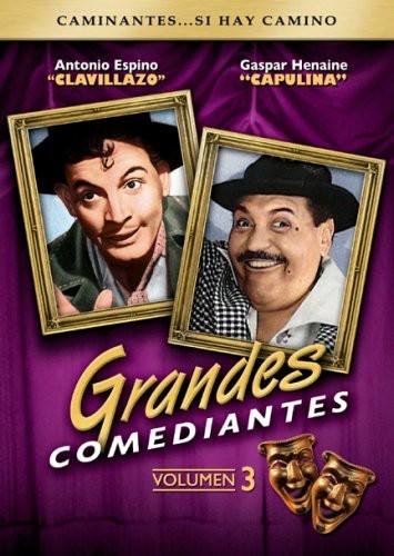 Grandes Comediantes: Volume 3 (2007)