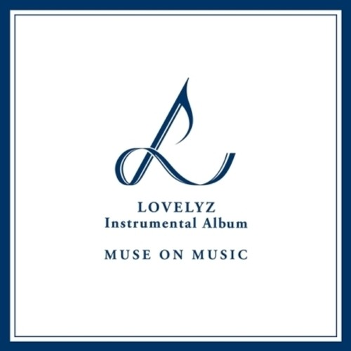Lovelyz - Music On Music (Instrumental Album) [With Booklet] (Gtrp)