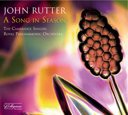 JOHN RUTTER - Song in Season