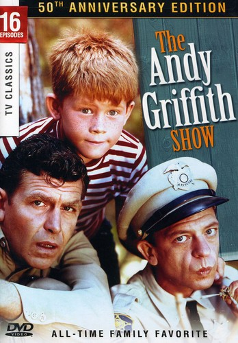 The Andy Griffith Show: 16 Episodes