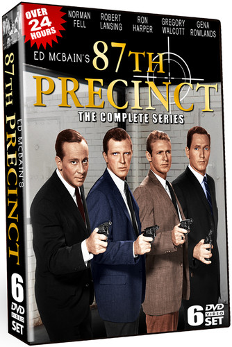 Ed McBain's 87th Precinct: The Complete Series
