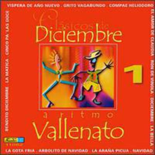 Clasicos De Diciembre En Vallenato Vol.1