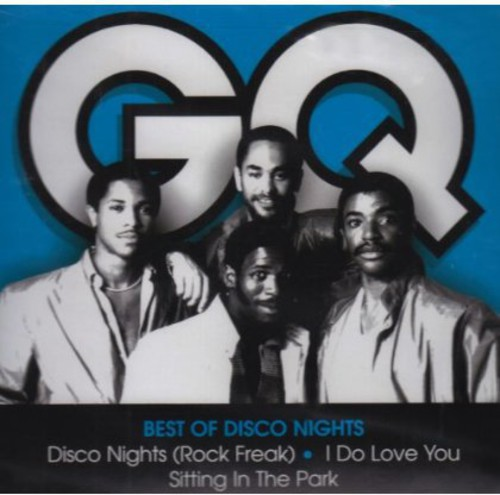 Gq - Best of Disco Nights