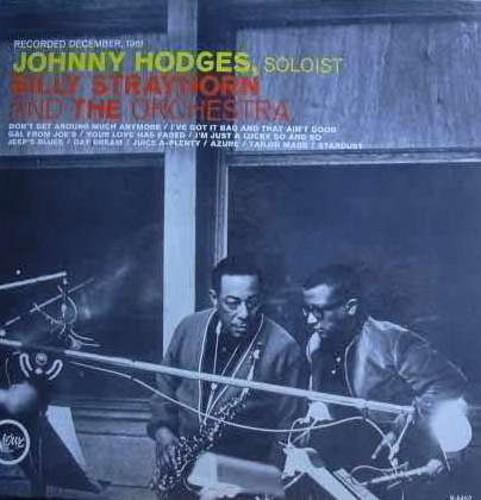 Johnny Hodges /  Billy Strayhorn