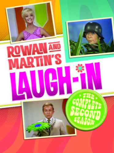 Rowan & Martin's Laugh-In: The Complete Second Season
