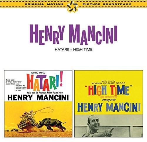 Hatari! /  High Time (1962 & 1960) (Original Soundtrack) [Import]