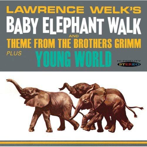 Baby Elephant Walk/ Young World