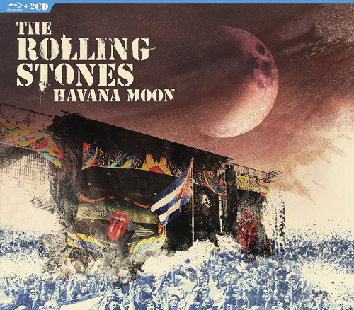 The Rolling Stones - Havana Moon [Blu-ray + 2CD]