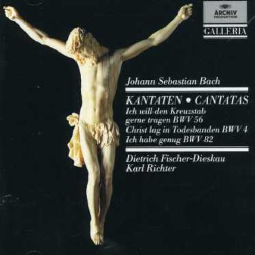 Cantatas BWV 56 4 & 82