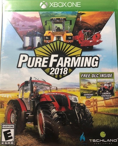 - Pure Farming 2018: Day One Edition