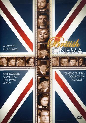 British Cinema: Classic 'B' Film Collection Volume 1