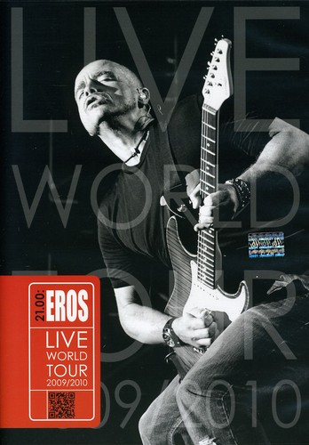 Eros Live World Tour 2009 /  2010 [Import]