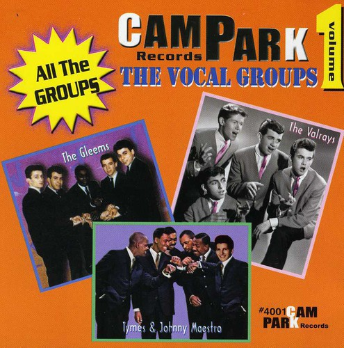 Cameo Parkway Vocal Groups, Vol. 1