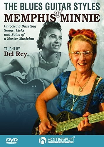 The Blues Guitar Styles of Memphis Minnie