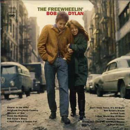 Bob Dylan-Freewheelin Bob Dylan