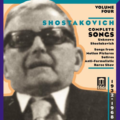 Complete Songs 4: Unknown Shostakovich