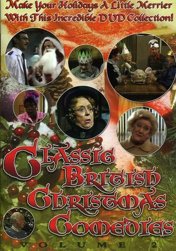 Classic British Christmas Comedies: Volume 2