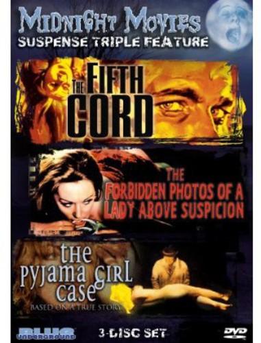 Midnight Movies Vol. 13: Suspense Triple Feature