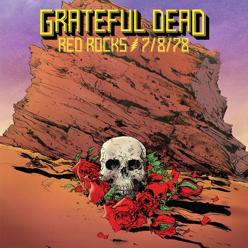 Red Rocks Amphitheatre, Morrison, Co 7/ 8/ 78