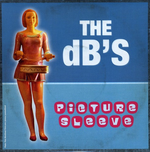 The Db's - Picture Sleeve
